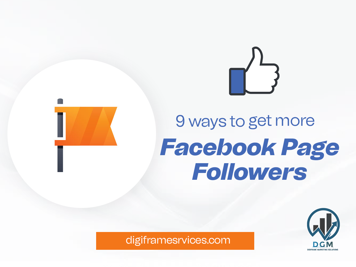 Facebook page followers